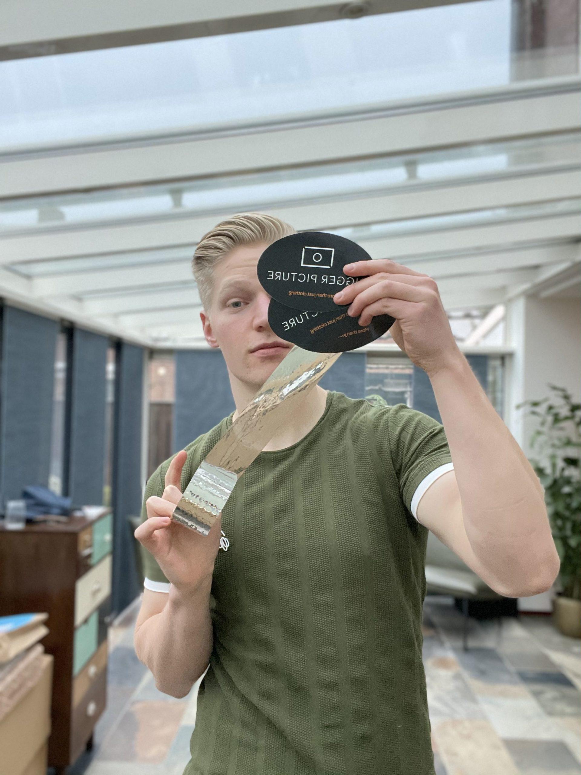 Freek Van Litsenburg Head of Packaging