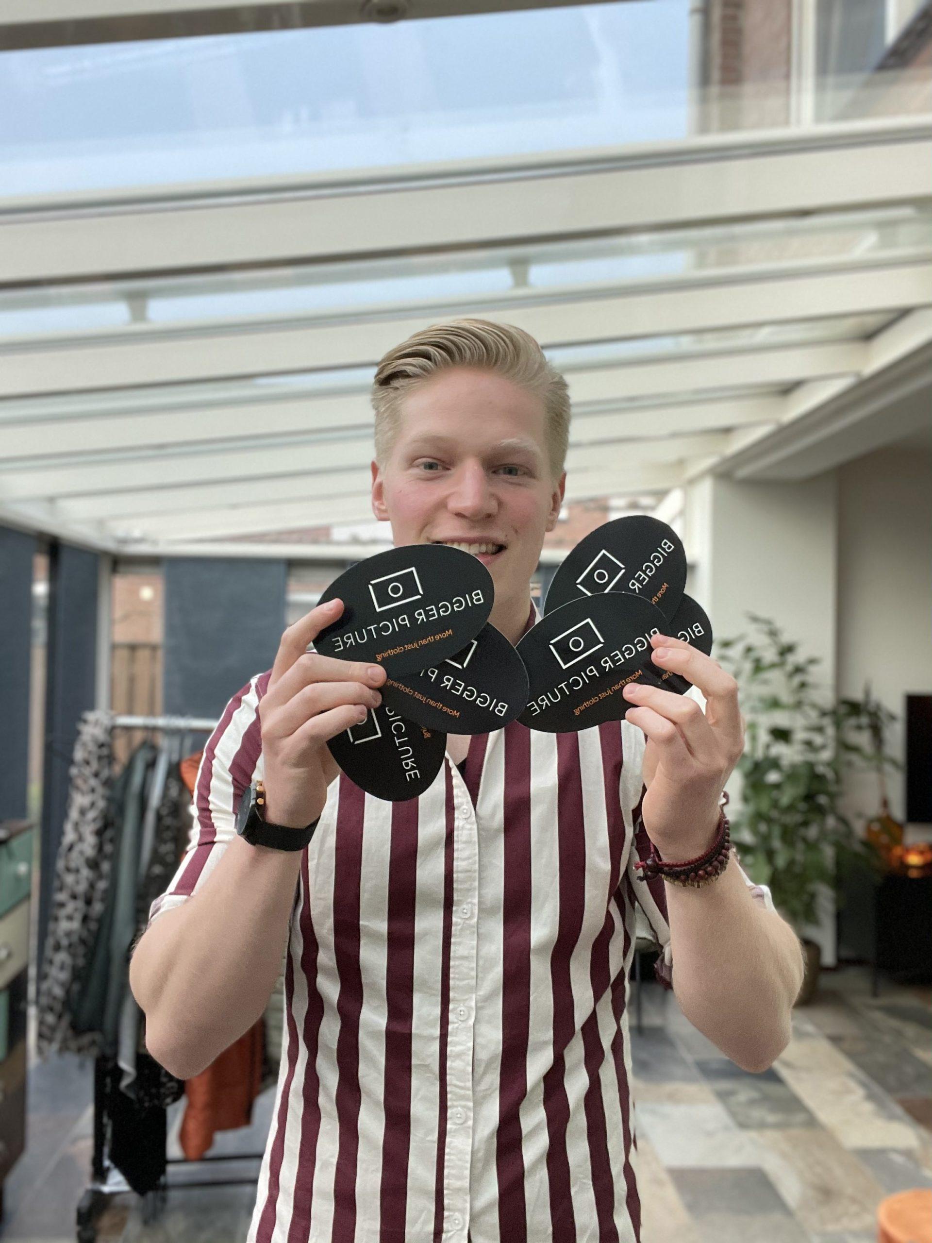 Freek Van Litsenburg Marketing Manager
